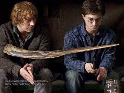 Imagen de Harry Potter Varita Mágica Harry Potter (rota)