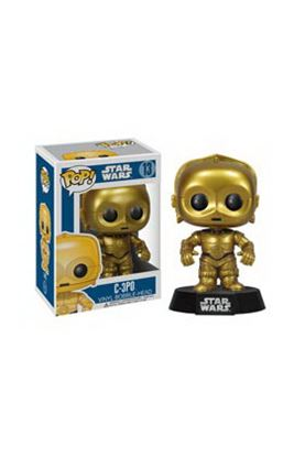 Imagen de  FIGURA POP STAR WARS: C3PO