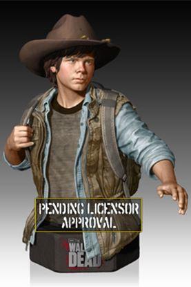Imagen de The Walking Dead Busto 1/6 Carl Grimes