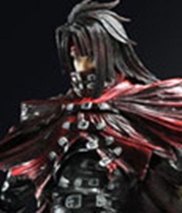 Imagen de Final Fantasy VII Play Arts Kai Vincent Valentine Exclusive Metallic Ver.