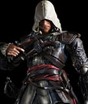 Imagen de Assassin´s Creed IV Black Flag Play Arts Kai Figura Edward Kenway
