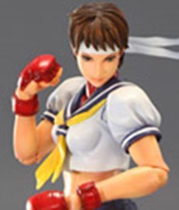 Imagen de Super Street Fighter IV Play Arts Kai Vol. 4 Sakura