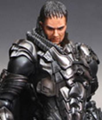 Imagen de Man Of Steel Play Arts Kai Figura General Zod