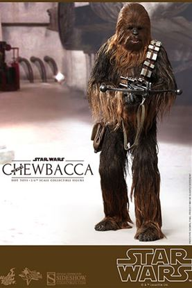 Imagen de Star Wars Figura Chewbacca  1/6 Hot Toys