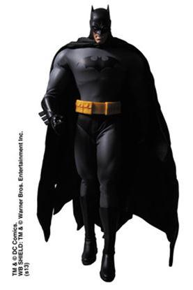 Imagen de DC Comics Figura RAH 1/6 Batman (Batman Hush) Black Version 30 cm