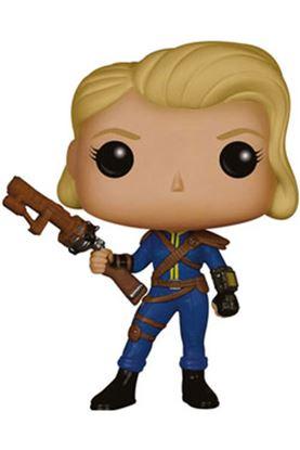Imagen de Fallout POP! Games Vinyl Figura Lone Wanderer Female 9 cm