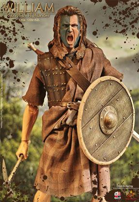 Imagen de William  Wallace Scottish Highlander 1/6 DX