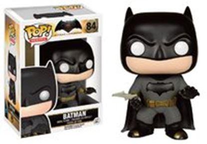 Imagen de Batman v Superman POP! Heroes Vinyl Figura Batman 9 cm