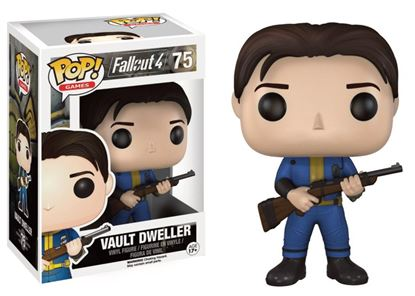 Imagen de Fallout 4 POP! Games Vinyl Figura Sole Survivor 9 cm
