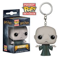 Imagen de Harry Potter Llavero Pocket POP! Vinyl Lord Voldemort 4 cm