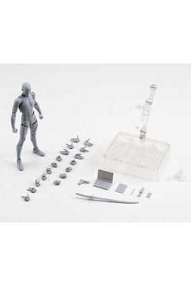 Imagen de S.H. Figuarts Figura Man Deluxe Set Grey Version 15 cm
