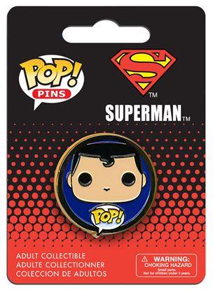 Imagen de DC Universe POP! Pins Chapa Superman