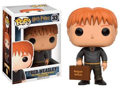 Imagen de Harry Potter POP! Movies Vinyl Figura Fred Weasley 9 cm