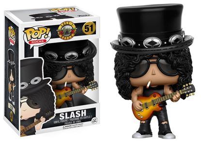 Imagen de Guns N´ Roses POP! Rocks Vinyl Figura Slash 9 cm