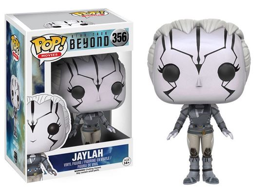 Foto de Star Trek Beyond POP! Vinyl Figura Jaylah 9 cm