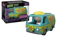 Imagen de Scooby Doo POP! Ridez Vinyl Vehículo con Figura Dorbz Mystery Machine 12 cm