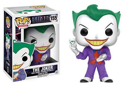 Imagen de Batman The Animated Series POP! Heroes Figure The Joker 9 cm