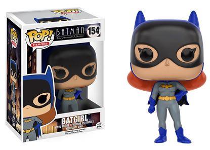 Imagen de Batman The Animated Series POP! Heroes Figura Batgirl 9 cm