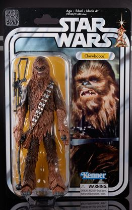 Imagen de Star Wars 40th Anniversary Black Series Figuras 15 cm Chewbacca