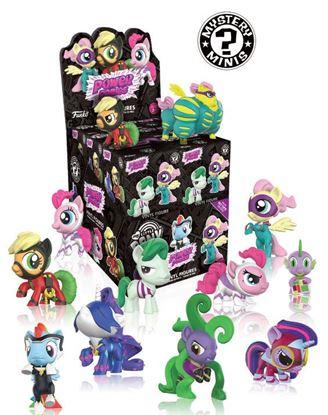 Imagen de My Little Pony Mystery Minifiguras 5 cm Expositor Power Ponies Variant Mix (VENTA CAJA INDIVIDUAL)