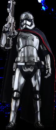 Imagen de Star Wars Episode VII Figura Movie Masterpiece 1/6 Captain Phasma 33 cm