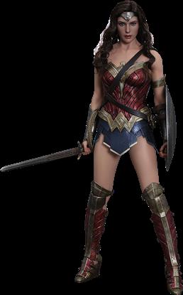 Imagen de Batman v Superman Dawn of Justice Figura Movie Masterpiece 1/6 Wonder Woman 29 cm