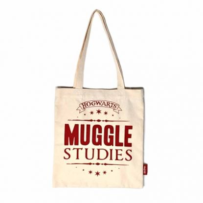 "Imagen de Bolsa ""Muggle Studies"" - Harry Potter"