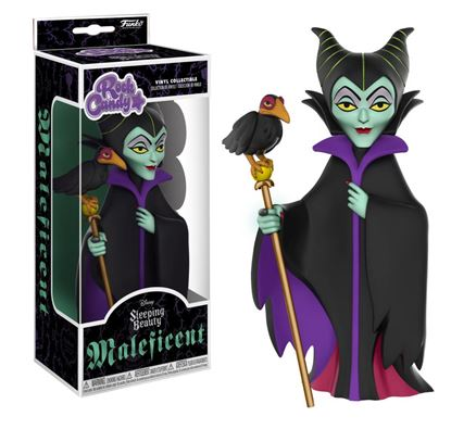 Imagen de Disney Rock Candy Vinyl Figura Maleficent - Maléfica 13 cm