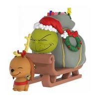 Imagen de El Grinch POP! Ridez Vinyl Vehículo con Figura Dorbz Grinch, Max & Sled 24 cm(LAS FECHAS DE LOS PREPEDIDOS SON ORIENTATIVAS. PUEDE RETRASARSE LA SALIDA DEL PRODUCTO.)