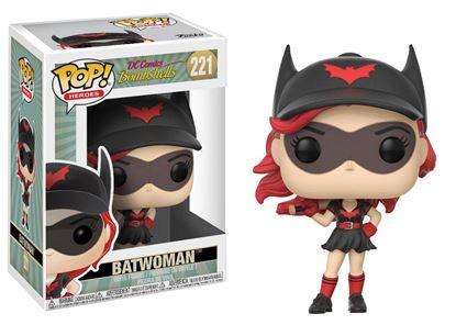 Imagen de DC Comics Bombshells POP! Heroes Vinyl Figura Batwoman 9 cm