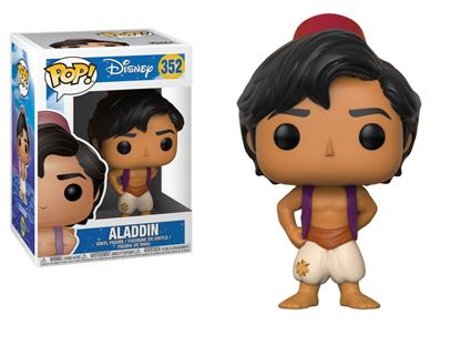Imagen de Aladdin POP! Vinyl Figura Aladdin 9 cm