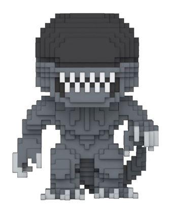 Imagen de Alien 8-Bit POP! Horror Vinyl Figura Alien 9 cm