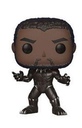Imagen de Black Panther Movie POP! Movies Vinyl Figuren Black Panther 9 cm