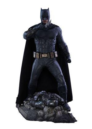 Imagen de Justice League Figura Movie Masterpiece 1/6 Batman Deluxe 32 cm