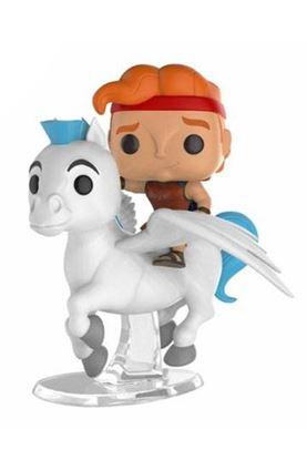Imagen de Hércules POP! Rides Vinyl Figura Hercules and Pegasus 15 cm