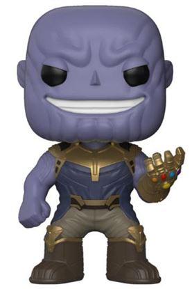 Imagen de Avengers Infinity War Figura POP! Movies Vinyl Thanos 9 cm