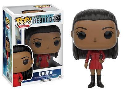 Imagen de Star Trek Beyond POP! Vinyl Figura Uhura 9 cm