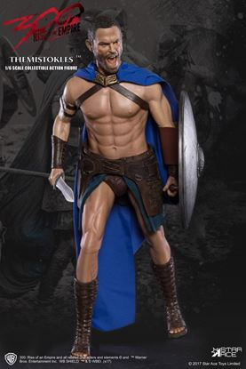 Imagen de 300 Rise of an Empire Figura My Favourite Movie 1/6 General Themistokles 30 cm
