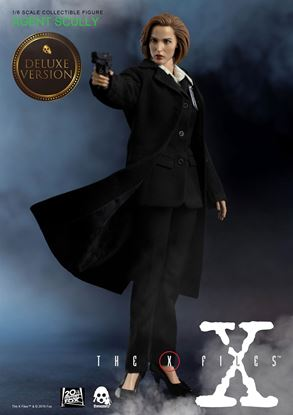 Imagen de Expediente X Figura 1/6 Agent Scully Deluxe Version 28 cm