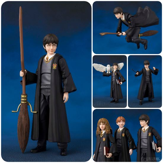 Foto de S.H.Figuarts Harry Potter
