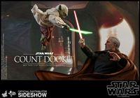Foto de Star Wars Episode II Figura Movie Masterpiece 1/6 Count Dooku 33 cm