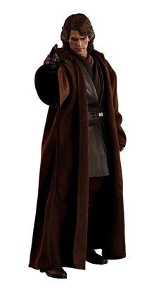 Imagen de Star Wars Episode III Figura Movie Masterpiece 1/6 Anakin Skywalker Dark Side 2018 Toy Fair Exclusive 31 cm