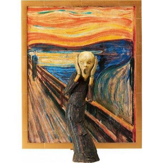 Foto de The Table Museum Figura Figma El Grito de Munch 15 cm