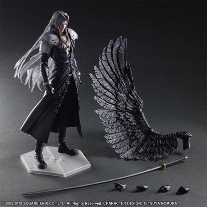 Imagen de Final Fantasy Play Arts Kai Figura Sephirot