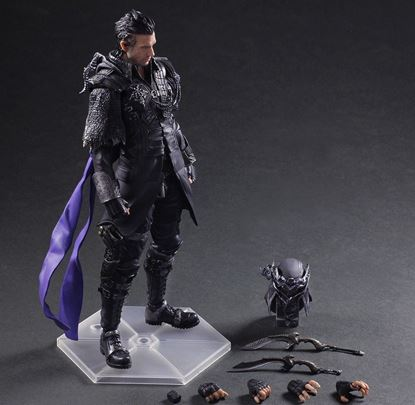 Imagen de Final Fantasy Play Arts Kai Figura Nyx