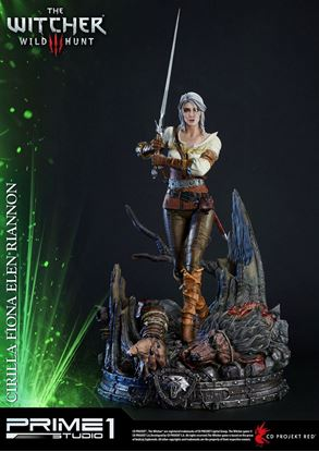 Imagen de Witcher 3 Wild Hunt Estatua Ciri of Cintra 69 cm