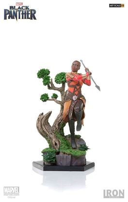 Imagen de Black Panther Estatua Battle Diorama Series 1/10 Okoye 23 cm