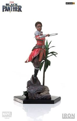 Imagen de Black Panther Estatua Battle Diorama Series 1/10 Nakia 22 cm