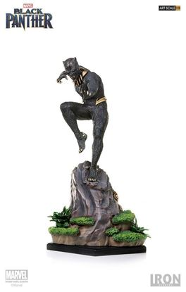 Imagen de Black Panther Estatua Battle Diorama Series 1/10 Killmonger 27 cm