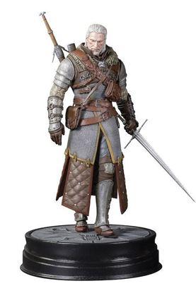 Imagen de Witcher 3 Wild Hunt Estatua PVC Geralt Grandmaster Ursine 24 cm